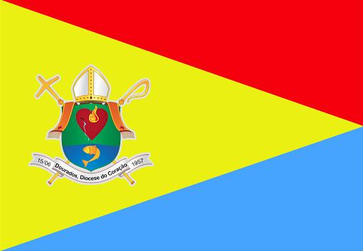 Bandeira Diocese de Dourados